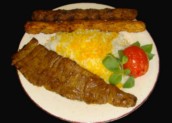 grilled steak sultani