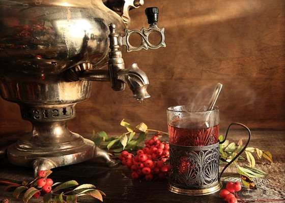 persian Hot tea