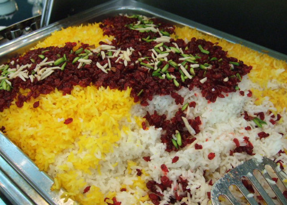 barberry rice